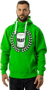 Bluza Mat Wear z bawełny