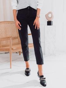 Czarne spodnie Edoti