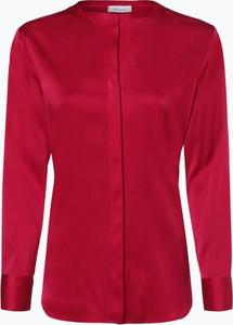 Czerwona koszula Iheart z długim rękawem