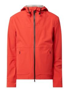 Czerwona kurtka Peuterey w stylu casual