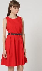 Sukienka ASSUILI mini bez rękawów