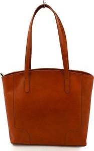 87480a48d74b5 torebki skórzane camel - stylowo i modnie z Allani