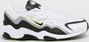 Buty sportowe Nike Sportswear zoom sznurowane ze skóry