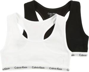 Biustonosz dziewczęcy Calvin Klein Underwear z tkaniny