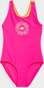 Różowy strój kąpielowy 4F