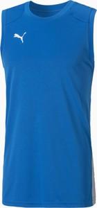 T-shirt Puma w stylu casual z dżerseju