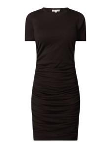 Sukienka Michael Kors z krótkim rękawem z dżerseju