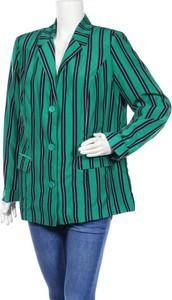 Zielona marynarka Mia Moda długa