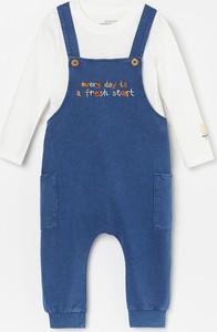 Granatowe body niemowlęce Reserved dla chłopców