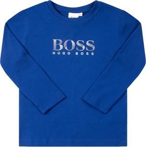 Bluzka dziecięca Hugo Boss