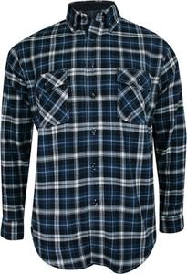 Koszula Formax z tkaniny w stylu casual z długim rękawem