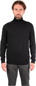 Czarny sweter Nn07 w stylu casual