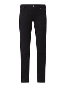 Granatowe jeansy Marc O'Polo w stylu casual
