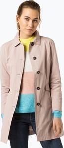 Różowy płaszcz Franco Callegari