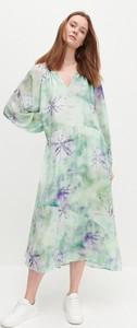 Sukienka Reserved maxi w stylu boho