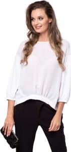 Bluzka Look made with love z długim rękawem z bawełny