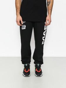 Czarne spodnie Massdnm
