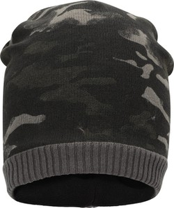 Czarna czapka Mountain Warehouse