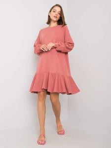 Sukienka Sheandher.pl mini w stylu casual z długim rękawem