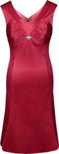 Sukienka Fokus bez rękawów z dekoltem w kształcie litery v