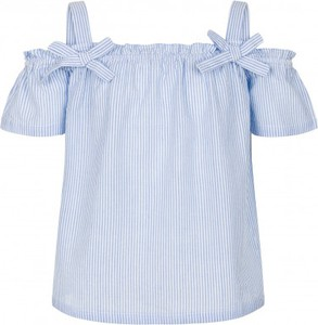 Niebieska bluzka dziecięca Endo