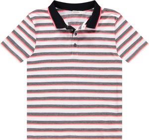 Koszulka dziecięca Orchestra z bawełny w paseczki