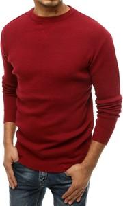 Czerwony sweter Dstreet