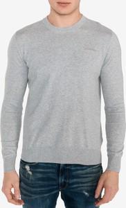 Sweter Diesel w stylu casual z bawełny