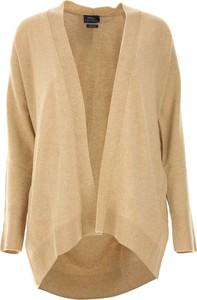 Brązowy sweter Ralph Lauren z wełny w stylu casual