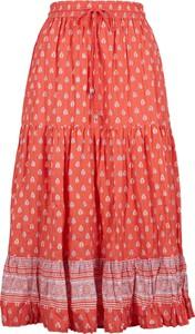 spódnice letnie midi stylowo i modnie z Allani