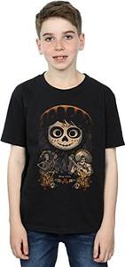 Czarna koszulka dziecięca Disney