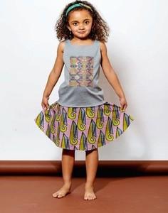 Spódniczka dziewczęca Afriq Password