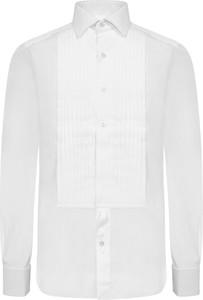 Koszula Tom Ford z bawełny z długim rękawem z klasycznym kołnierzykiem