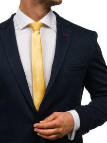 Czarny krawat Denley