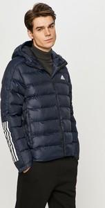 Kurtka Adidas Performance krótka w sportowym stylu z tkaniny