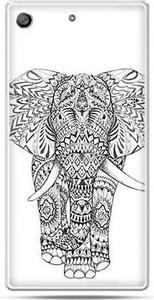 Etuistudio Etui na telefon Xperia M5 Indyjski słoń