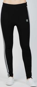 Spodnie sportowe Adidas Originals z dresówki w młodzieżowym stylu