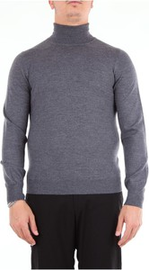 Sweter Barba z tkaniny