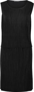 Czarna sukienka Betty Barclay mini bez rękawów