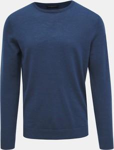 Niebieski sweter Selected Homme