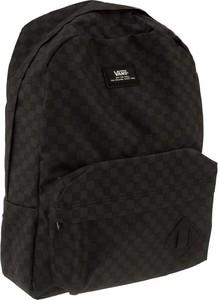 dbdddc6e2bc3e plecak vans szary - stylowo i modnie z Allani