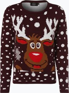 a6b6c6c1b9aec4 Swetry damskie w bożonarodzeniowy wzór z Van Graaf, kolekcja wiosna 2019