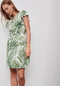 Sukienka Reserved mini z krótkim rękawem