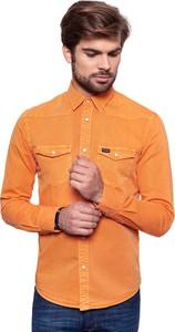Koszula Wrangler z długim rękawem w street stylu