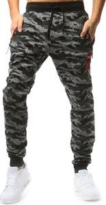 Spodnie sportowe Dstreet w militarnym stylu