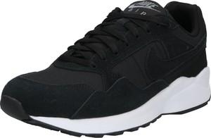 Czarne buty sportowe Nike Sportswear ze skóry
