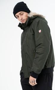 Zielona kurtka Prosto. w stylu casual