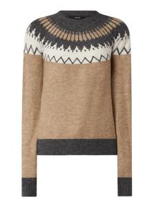 Sweter Vero Moda z wełny