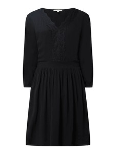 Czarna sukienka Tom Tailor Denim mini