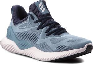 Buty sportowe Adidas w sportowym stylu z płaską podeszwą